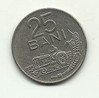 1966 - Romania 25 Bani, - Romania