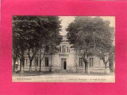 24 Dordogne, Riberac, Le Palais De Justice, (G. Langaret) - Riberac
