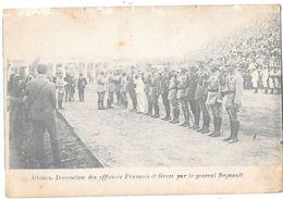 ATHENES --Décoration Des Officiers Français  Et Grecs Par Le Général Regnault - Greece