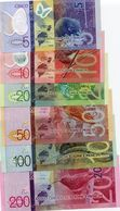 Sao Tome E Principe Full Set 5 10 20 50 100 200 Dobras 2018 Pick New Polymer SC UNC - San Tomé Y Príncipe