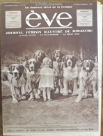 EVE 1933 / Film Le Juif Errant - Newspapers