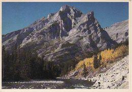 Canada, Alberta, Banff National Park, Mt. Kidd, Used - Banff