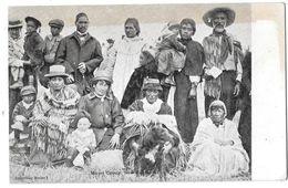 NEW -ZELAND --Maori Group - Nouvelle-Zélande