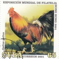 Cuba 2001 - Yt 3915 Used - Cuba