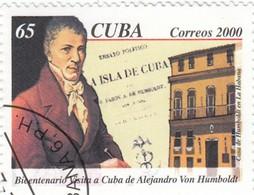 Cuba 2000 - Yt 3906 Used - Cuba