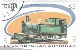 Cuba 2001 - Yt 3922 Used - Cuba