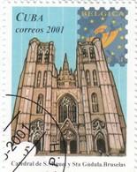 Cuba 2001 - Yt 3932 Used - Cuba