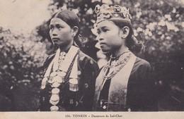 TONKIN / DANSEUSES DE LAI CHAN / RARE - Vietnam