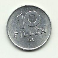 1986 - Ungheria 10 Filler, - Hongrie