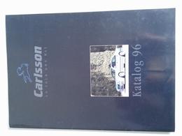Dep024 Depliant Advertising Carlsson Autotechnik Mercedes Benz Merzig Preparazione Auto Car Tuning - Automobili