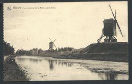 +++ CPA - BRUGGE - BRUGES - Les Moulins De La Porte Ste Croix - Nels    // - Brugge
