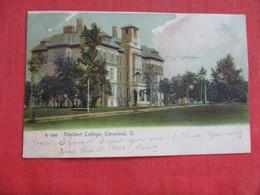 Rotograph  Adelbert College Ohio > Cleveland=  Ref 2818 - Cleveland