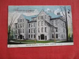 Swedish Lutheran Orphans Home Illinois > Joliet  Ref 2818 - Joliet