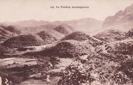 LE TONKIN MONTAGNEUX - Vietnam