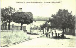 ARCENANT ... UNE VUE - Francia