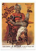 CPM - Edition F Nugeron - NOS PUBLICITES - J 35 - NEW HOME - MEDAILLE D'OR PARIS 1889 - Reclame