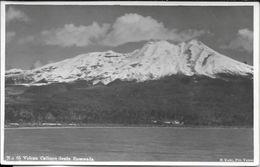 VOLCANOE VOLCAN CALBUCO DESDE ENSENADA CPA FOTO E. KARL PUERTO VARAS NRO. 85 CIRCA 1940 UNCIRCULATED CHILE CILE CHILI - Chili