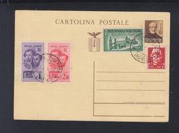 Cartolina Postale Republica Sociale - 4. 1944-45 Repubblica Sociale