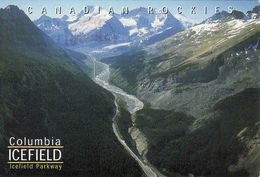 Canada, Alberta, Jasper National Park,The Icefield Parkway, Used - Jasper