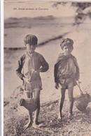 TONKIN / JEUNES PECHEURS DE CREVETTES ./ RARE - Vietnam