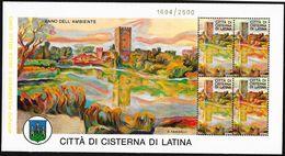 """Italia/Italy/Italie: """"Città Di Cisterna Di Latina"""" - Cinderellas"""