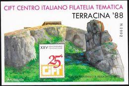 "Italia/Italy/Italie: ""Terracina '88"" - Cinderellas"