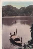 CARTE PHOTO / VUE DE LA BAIE D ALONG - Vietnam