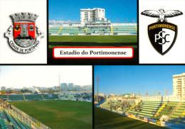 AK Stadion Postkarte Estadio Do Portimonense Sporting Clube Portimão Portimao Portugal Football Stadium Stadio Calcio - Fussball