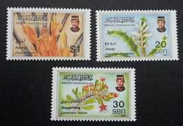 Brunei Darussalam Mangrove Flowers 1997 Flower Flora Plant (stamp) MNH - Brunei (1984-...)