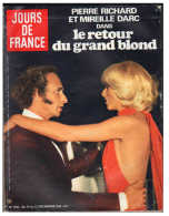 8130 M - Mireille Darc  Pierre Richard  Sylvie Vartan  Chantal Goya  Jean Jacques Debout   Olivier Stirn - Fashion