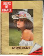 8131 M - Sydney Rome  Dani  Claude François  Maritie Et Gilbert Carpentier Alain Delon Caroline Steph  Et Grace  Monaco - Fashion