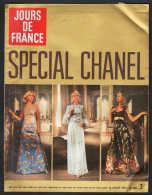 8144 M -  Special Chanel  Daniele Fugère  Jean Pierre Beltoise  Louis De Funès  Sylvie Vartan  Gilbert Bécaud   G. Oury - Fashion