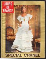 8146 M - Special Chanel M.José Nat M. Drach  M.Mathieu Antoine C. Le Poulain  Beatrice Beltoise  Farah Et Le Shah D'Iran - Fashion