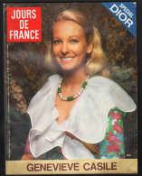 8147 M - Spécial Dior   Genevieve Casile  Sheila   J. Chaban Delmas   Sylvie Vartan Johnny Hallyday  Les Amoureux De Rio - Fashion