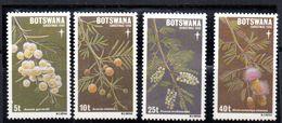 Serie Nº 410/3 Bostwana Navidad - Botswana (1966-...)