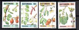 Serie Nº 391/4  Bostwana Navidad - Botswana (1966-...)