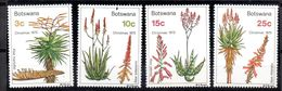 Serie Nº 295/8  Bostwana Navidad - Botswana (1966-...)