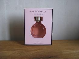 MINIATURE DE PARFUM MADEMOISELLE ROCHAS DE ROCHAS EAU DE PARFUM 4,5 ML - Miniatures Femmes (avec Boite)