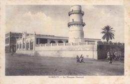 DJIBOUTI / LA MOSQUEE HAMOUDI - Djibouti