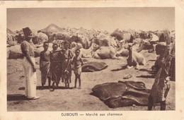 DJIBOUTI / MARCHE AUX CHAMEAUX - Djibouti