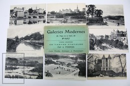 Collection Of 8 Postcards France - Pau - Edited By Galeries Modernes - Pau