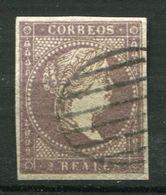 Espagne Ob  N° 46 - Usati