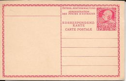 KORRESPONDENZ-KARTE 1908 CARTE POSTAL ENTIER ENTERO POSTAL INTERO ETAT UNCIRCULATED SIN USAR VOIR SCAN - Entiers Postaux