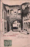 Cpa Briefkaart 1901 - Groet Uit VALKENBURG - Grendelpoort. - Valkenburg