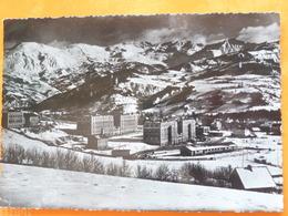 V04-DA-04-alpes De Haute Provence-barcelonnette- En Hiver-- - Barcelonnette