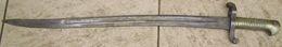 Baionette M1842(sf) - Armes Blanches