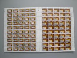 1973 Islande  Yv  435/6 X 50 ** Expo Islandia 73 Scott 458/9  Michel 482/3 SG 513/4 Facit 519/20 - Collections, Lots & Séries