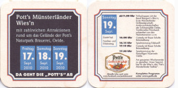 #D191-170 Viltje Pott's - Sous-bocks