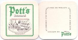 #D191-181 Viltje Pott's - Sous-bocks