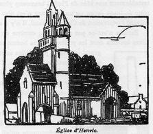 HENVIC église - Vieux Papiers
